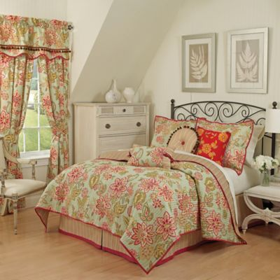 Waverly® Charismatic Reversible Twin Quilt Set