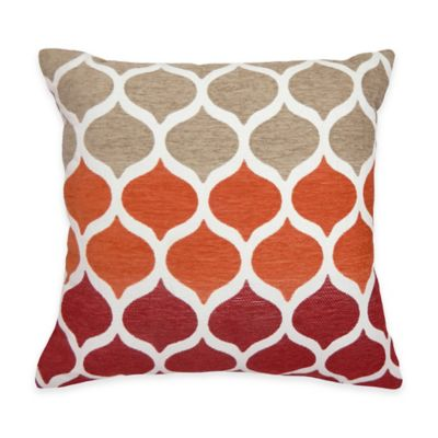 Spotted Chenille Pillow