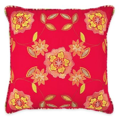 Waverly® Charismatic Square Throw Pillow