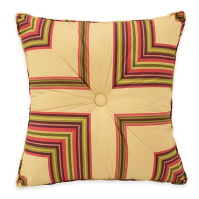 Tufted Throw Pillow