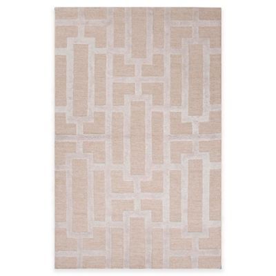 Jaipur City Dallas 3-Foot 6-Inch x 5-Foot 6-Inch Area Rug in Taupe/Grey