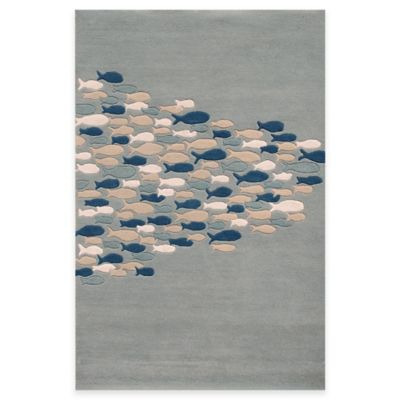 Coastal Ivory Area Rugs