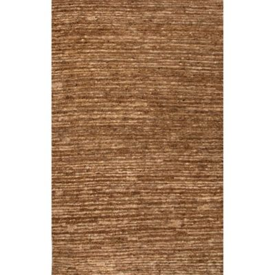 Jaipur Natural Santo 5-Foot x 8-Foot Area Rug in Taupe/Tan