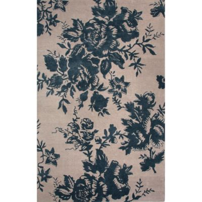 Jaipur Shadow Dora 5-Foot x 8-Foot Area Rug