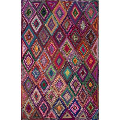 Jaipur Darien by Rug Republic 5-Foot x 8-Foot Multicolor Area Rug