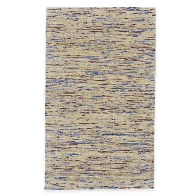 Feizy Kerala 1-Foot 8-Inch x 2-Foot 10-Inch Accent Rug in Beige