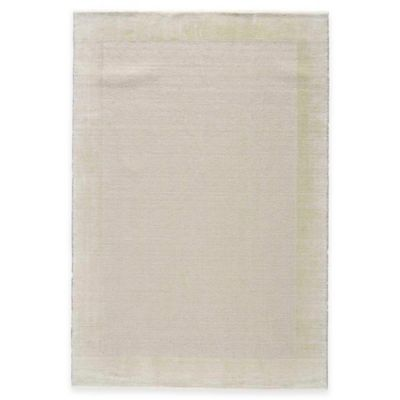 Feizy Roma Border 5-Foot x 7-Foot 6-Inch Area Rug in Ivory