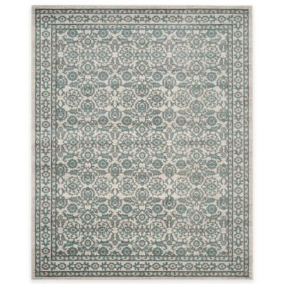 Safavieh Evoke Collection Laleh 8-Foot x 10-Foot Area Rug in Ivory/Grey