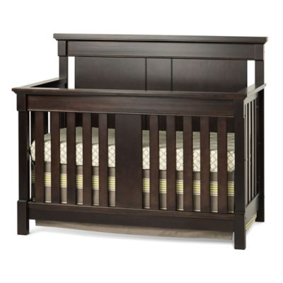 Child Craft™ Ellicott 4-in-1 Convertible Crib in Rich Java