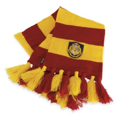Harry Potter Hogwarts Knit Scarf Harry Potter
