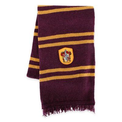 Harry Potter Gryffindor House Scarf
