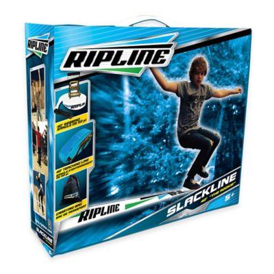 Ripline 40-Foot Rookie Slackline with Teaching Line