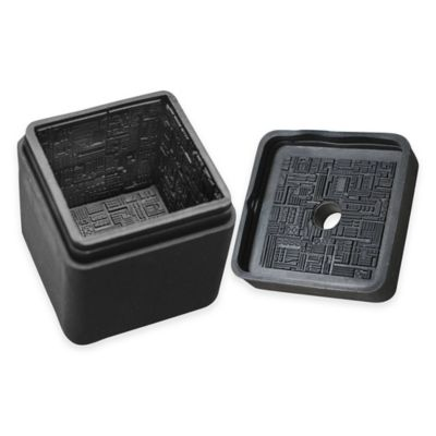 Star Trek Borg Cube Ice Cube Tray