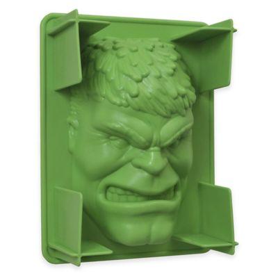 Marvel® Hulk Silicone Gelatin Mold