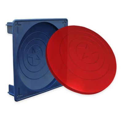 Marvel® Captain America Shield Gelatin Mold