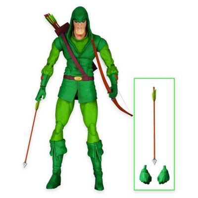 DC Comics™ Icons Green Arrow Longbow Hunter Action Figure