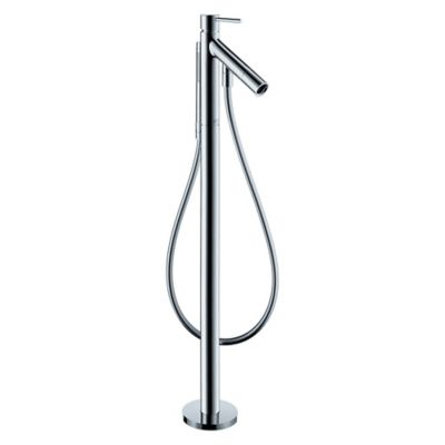 Hansgrohe Axor Starack Free-Standing Tub Faucet in Brushed Nickel