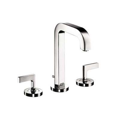 Hansgrohe Axor Citterio 2-Handle Widespread Bathroom Faucet in Chrome