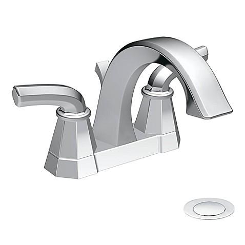 Moen Felicity 2 Handle Centerset Bathroom Faucet Bed Bath Beyond