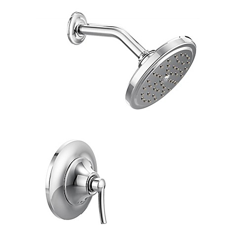 Moen Fina Positemp Wall Mount Shower Faucets
