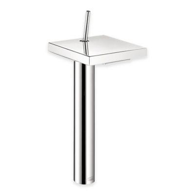 Hansgrohe Axor Starck X Single Hole 8-Inch Bathroom Faucet in Chrome