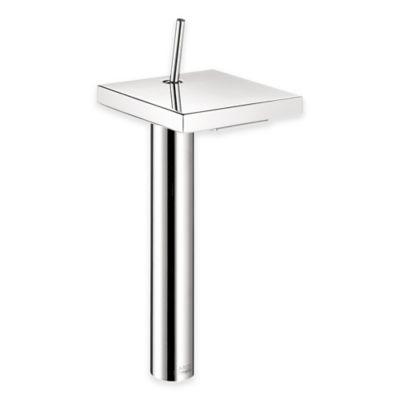 Hansgrohe Axor Starck X Single Hole 12-Inch Bathroom Faucet in Chrome
