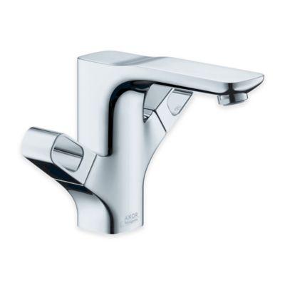 Hansgrohe Axor Urquiola 2-Handle Single-Hole Bathroom Faucet in Chrome