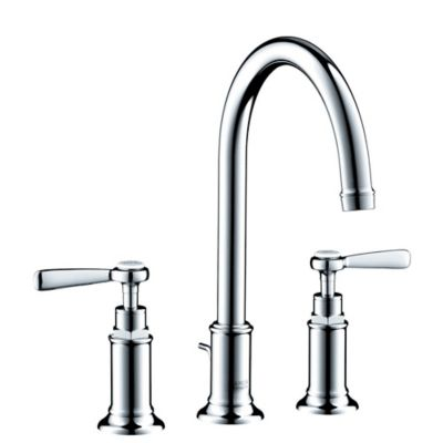Hansgrohe Axor Montreux 2-Handle Lever 7-Inch Bathroom Faucet in Chrome