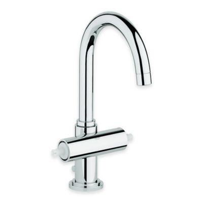 Atrio Single Hole Bathroom Faucet in Chrome
