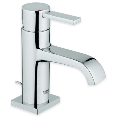 Grohe Allure Centerset Single Hole Bathroom Faucet in Chrome