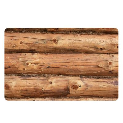 The Softer Side by Weather Guard™ 23-Inch x 36-Inch Log Jammer Kitchen Mat