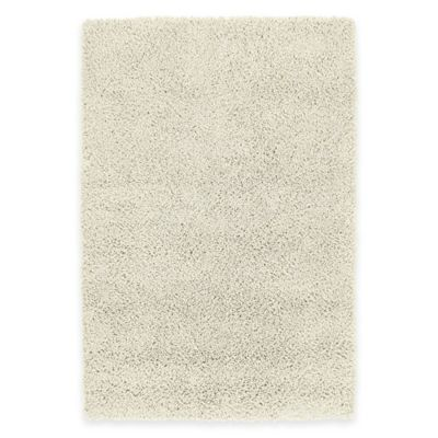 Kaleen Desert Song 5-Foot x 7-Foot Shag Area Rug in Cream