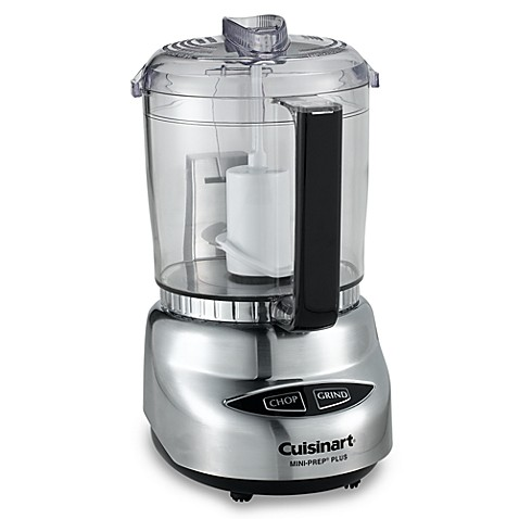 Buy Cuisinart 174 4 Cup Mini Food Processor From Bed Bath