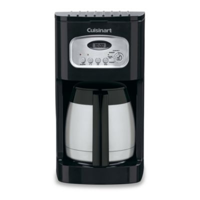 Cuisinart® 10-Cup Programmable Thermal Coffee Maker
