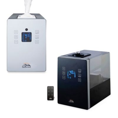 Heaven Fresh Ultrasonic Humidifier in Black