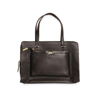 Tutilo Task Master Tech Frame Tote Bag in Black