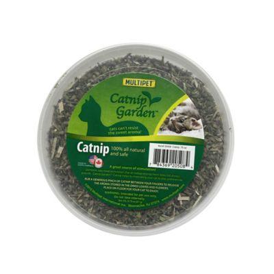 Multipet™ Catnip Garden™ Catnip .75 oz. Tub