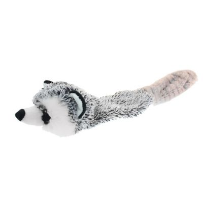 Bouncy Burrow Buddies Raccoon Dog Toy