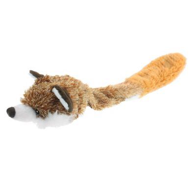 Bouncy Burrow Buddies Fox Dog Toy
