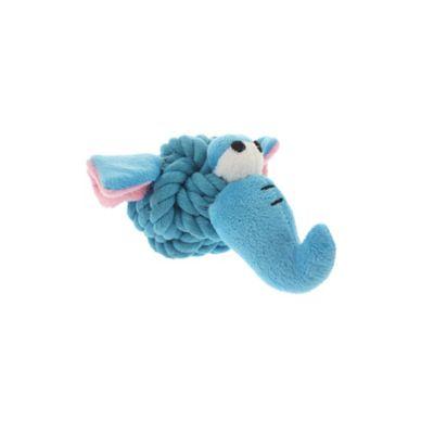 Rope Head Animals Elephant Dog Toy