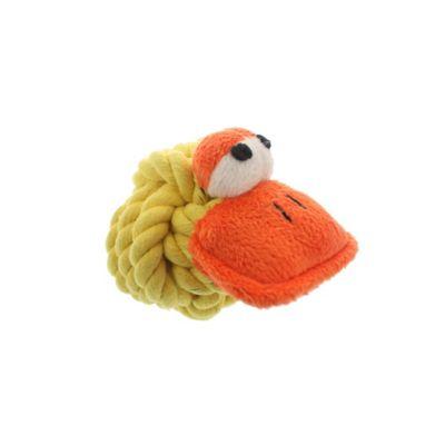 Rope Head Animals Duck Dog Toy