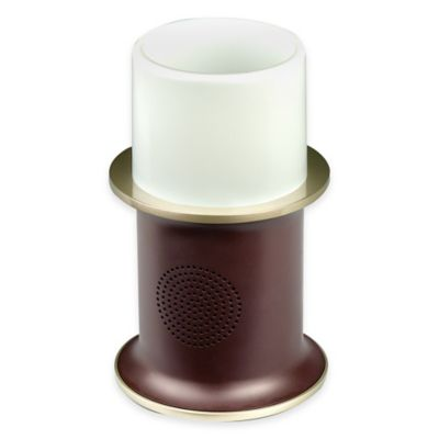 AR 4-Watt 2-Way Wireless Bluetooth® Outdoor Speaker in Brown