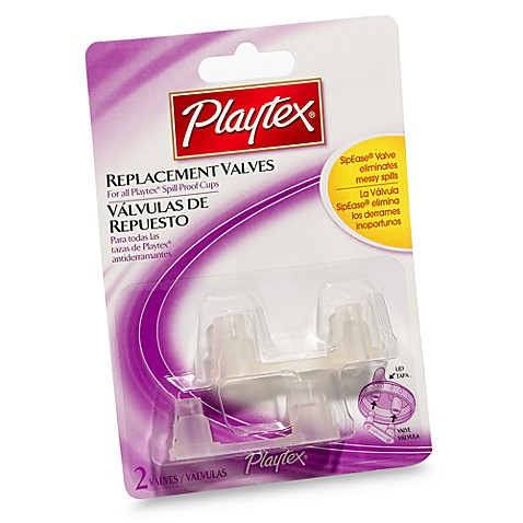 Playtex® Baby SipEase® Spill-Proof Replacement Valves (2-Pack)