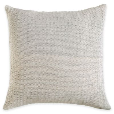 Striped Brown Pillow Shams