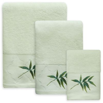 Cotton and Bamboo Bath Towels