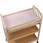 kidsline™ Katie Little® Pink Changing Table Contour Pad Cover