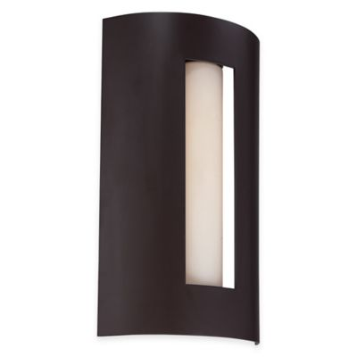 Quoizel Ryland Outdoor Wall Lantern in Western Bronze