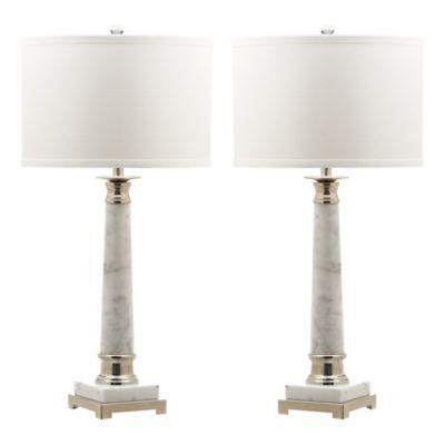 2 Light Nickel Table