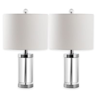 Safavieh Laurie Crystal Table Lamps (Set of 2)