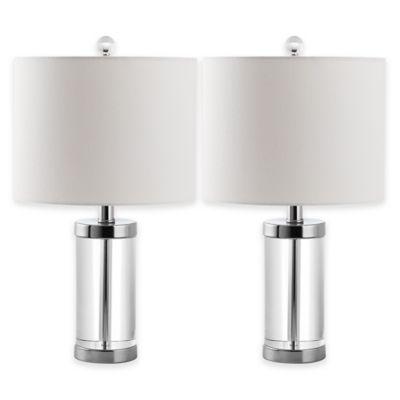 Crystal Clear Lamp